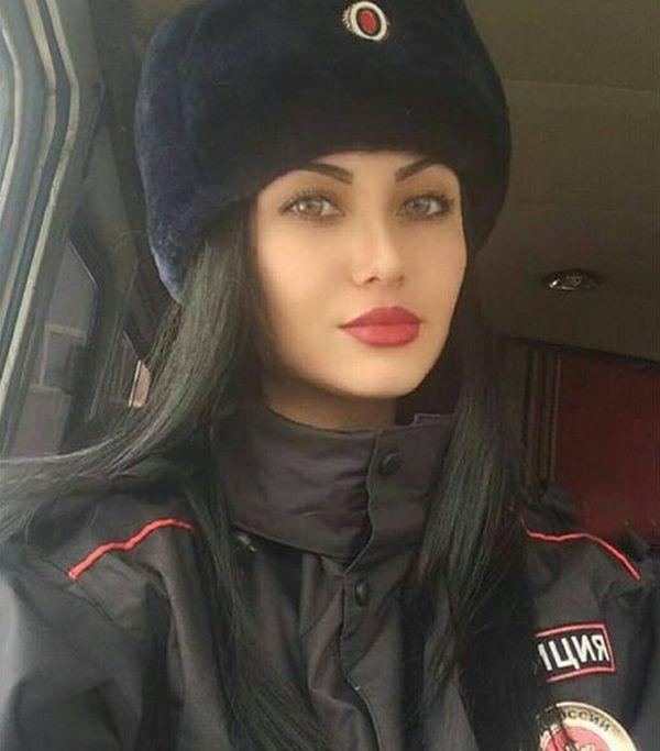 For russian news woman yaoi