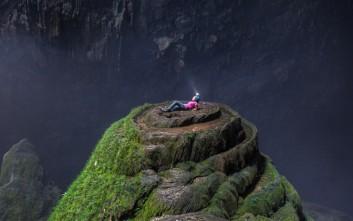 Ταξίδι στο μεγαλύτερο σπήλαιο του κόσμου