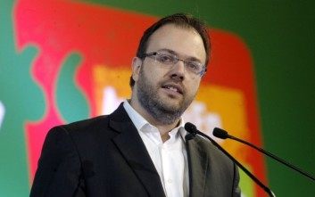 Θεοχαρόπουλος: Στόχος πρέπει να είναι η συμπόρευση όλων των δυνάμεων της Κεντροαριστεράς
