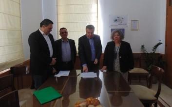 Ορκίστηκαν οι Περιφερειακοί Σύμβουλοι Βάρδα και Κλάδος στο Ηράκλειο