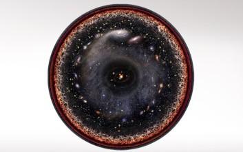 «Στρίμωξε» το σύμπαν σε μια φωτογραφία