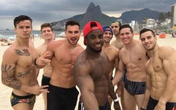 Γνωρίστε την εθνική ομάδα ενόργανης γυμναστικής των ΗΠΑ