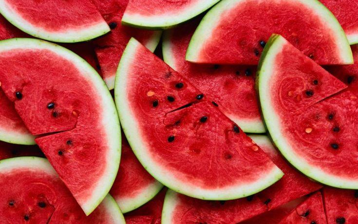 Καρπούζι και γιαούρτι για λαμπερό δέρμα