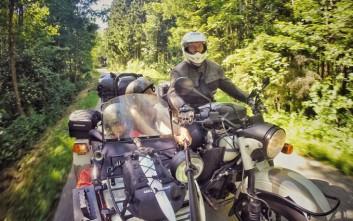 Εξερευνώντας τον κόσμο σε road trip για τρεις