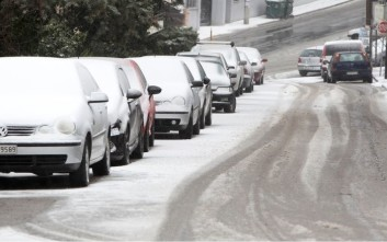 Αλλαγές στο ωράριο σχολείων στη Β. Ελλάδα λόγω του χιονιά