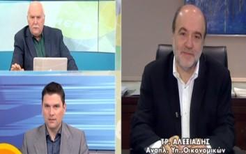 Τρύφων Αλεξιάδης: Κρατήστε όλες τις αποδείξεις
