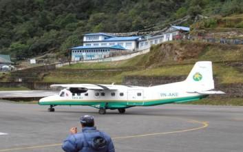Αγνοείται μικρό αεροσκάφος στο Νεπάλ
