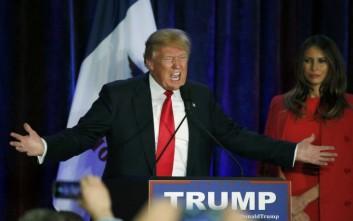 Άνετη νίκη για τον Ντόναλντ Τραμπ στη Νότια Καρολίνα