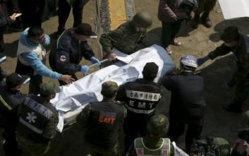 Στους 28 οι νεκροί στην Ταϊβάν
