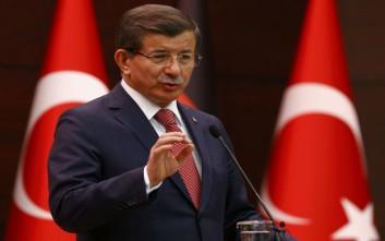 Επιβεβαιώνει ο Νταβούτογλου ότι δεν θα διεκδικήσει την ηγεσία του ΑΚΡ