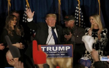 Ενισχύεται ο Τραμπ, εντείνεται ο προβληματισμός στους Ρεπουμπλικάνους