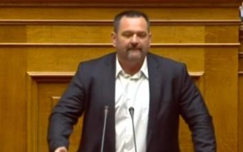 Νέο θερμό επεισόδιο στη Βουλή με το Γιάννη Λαγό