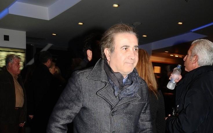 Λαζόπουλος: Σώθηκα από πνιγμό και έκανα τάμα στην Παναγία