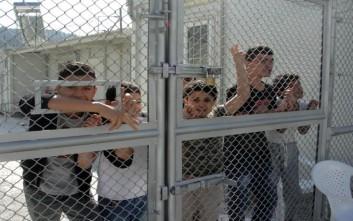 Αντιδράσεις για τη μετατροπή των hotspots σε κέντρα κράτησης