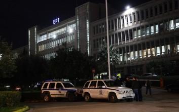 Η ανακοίνωση της ΕΡΤ για την εισβολή του Ρουβίκωνα