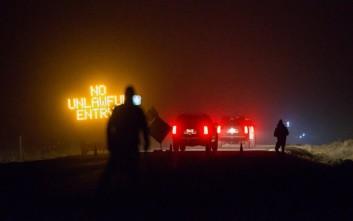 Σφίγγει ο κλοιός για τους ένοπλους ακτιβιστές στο Όρεγκον