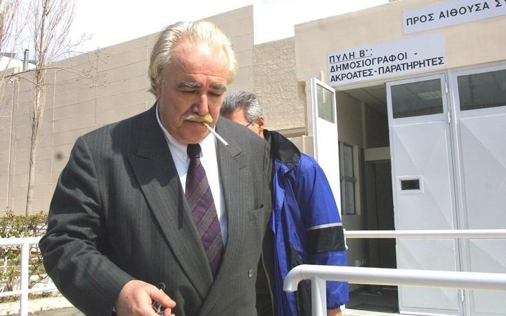 Πέθανε ο γνωστός δικηγόρος Γιώργος Αγιοστρατίτης