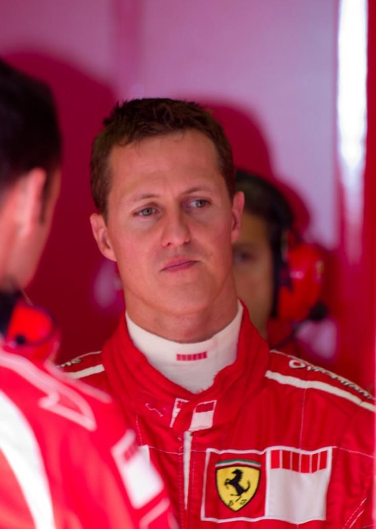 Η Ferrari μπορεί να υποστηρίξει ότι το 1999 και 2000 είχε τον πιο  ακριβοπληρωμένο αθλητή στον κόσμο. Ο γερμανός αθλητής Μίκαελ Σουμάχερ ήταν  στην κορυφή της ... e449022086f