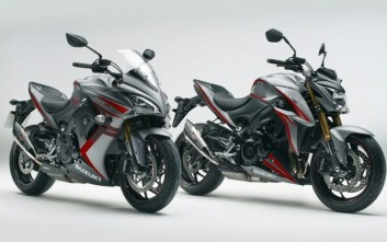 Παρουσιάστηκαν οι special εκδόσεις των GSX-S 1000 και GSX-S 1000F