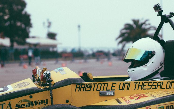 Αγωνιστικό υπερθέαμα για τους λάτρεις της Formula στην Πλατεία Αριστοτέλους