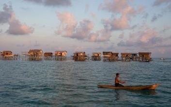 Οι νομάδες της θάλασσας Bajau Laut, ένας λαός χωρίς χώρα