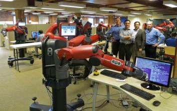 Τα ρομπότ θα κλέψουν τις μισές θέσεις εργασίας τα επόμενα 30 χρόνια
