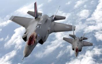 Το Τόκιο δίνει 8,8 δισ. δολάρια για 100 μαχητικά αεροσκάφη F35