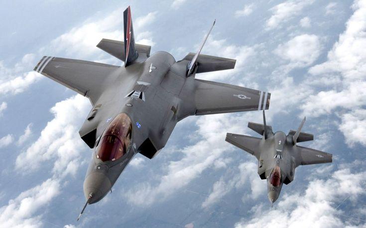 Επιστρέφουν σήμερα στην Τουρκία οι πιλότοι των F-35 από τις ΗΠΑ