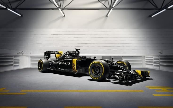 H Renault επιστρέφει στην Formula 1
