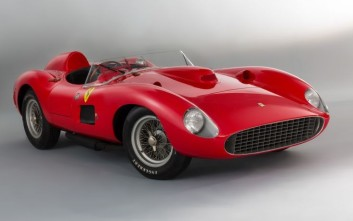 Ferrari έσπασε στο Παρίσι το ρεκόρ πώλησης αυτοκινήτου σε πλειστηριασμό
