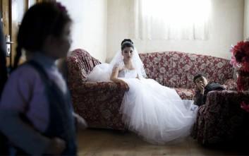 Φωτογραφίες από παιδικούς γάμους στη Γεωργία