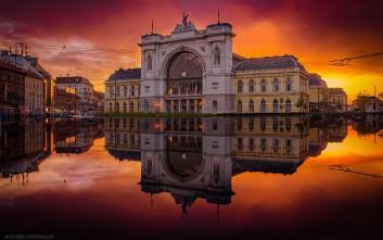 Η πολύχρωμη πλευρά της Βουδαπέστης
