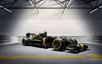 H Ιnfiniti τεχνικός συνεργάτης της Renault στην F1