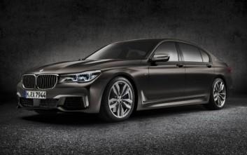 Το μέλλον είναι εδώ με την BMW M760Li xDrive