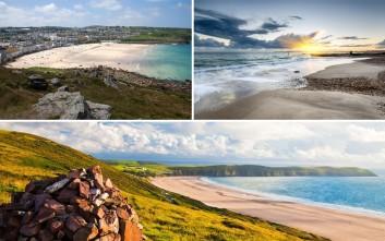 Πανέμορφα τοπία στις ακτές της Βρετανίας