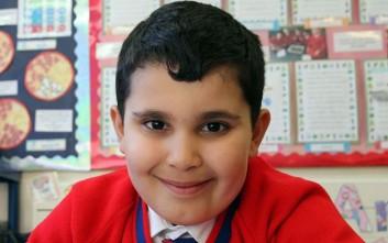 Ο 6χρονος που έχει το ίδιο IQ με τον Αϊνστάιν