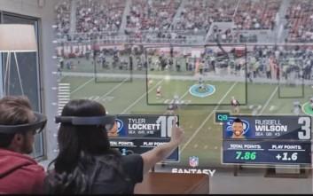 Πώς θα βλέπουμε στο μέλλον τα μεγάλα αθλητικά events