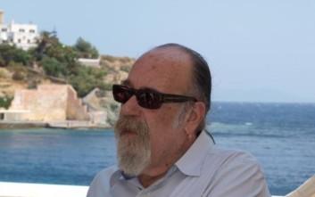 Πέθανε ο λάτρης των κόμικς Άγγελος Μαστοράκης