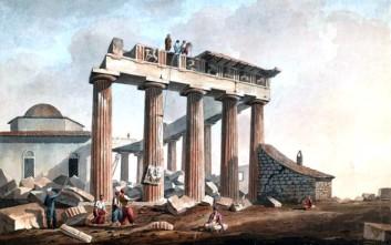 Προσφυγή κατά της Βρετανίας για τα Γλυπτά της Ακρόπολης