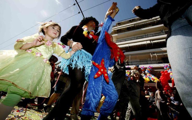 Αρχίζουν οι εκδηλώσεις για την Καστρινή Αποκριά στο Ηράκλειο