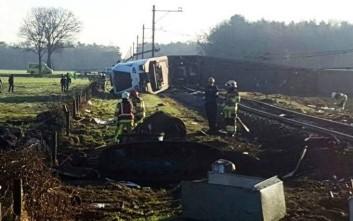 Σιδηροδρομικό δυστύχημα με έναν νεκρό στην Ολλανδία