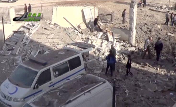 Το ISIS ανέλαβε την ευθύνη για την πολύνεκρη επίθεση στη Δαμασκό