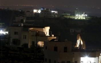 Παλαιστίνιος νεκρός σε επεισόδια με τον ισραηλινό στρατό στη Δυτική Όχθη