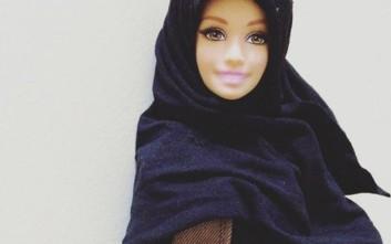 Η μουσουλμάνα «Barbie» που προκάλεσε αίσθηση