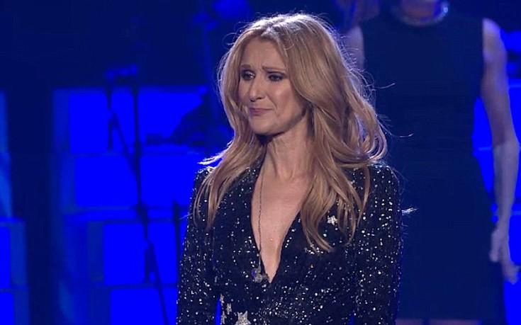 Δάκρυα και συγκίνηση στην επιστροφή της Σελίν Ντιόν στη σκηνή