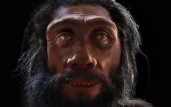 Η εξέλιξη του ανθρώπου σε λίγα δευτερόλεπτα