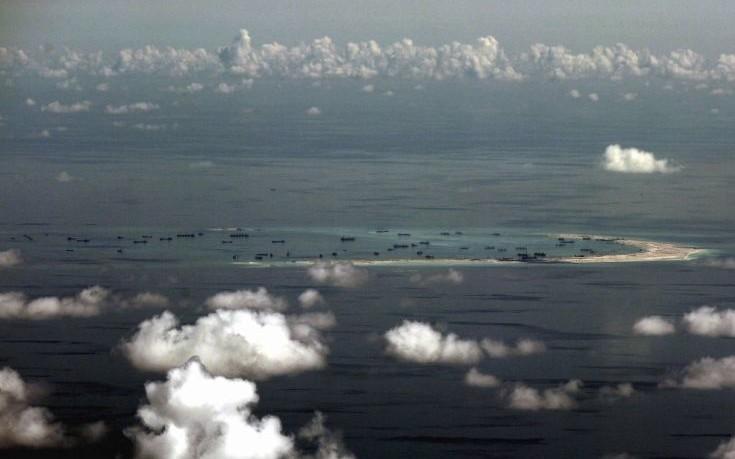 Στις 12 Ιουλίου η απόφαση για τη Νότια Σινική Θάλασσα