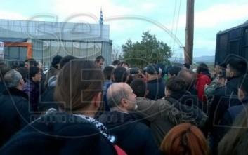 Κάτοικοι στα Διαβατά προπηλάκισαν τον δήμαρχο Δέλτα