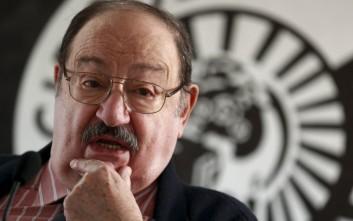 Πέθανε ο συγγραφέας και φιλόσοφος Ουμπέρτο Έκο