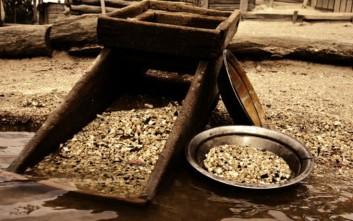 Ποσότητα χρυσού εντοπίστηκε στην Κύπρο